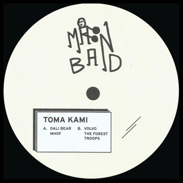 Toma Kami DALI BEAR Vinyl Record