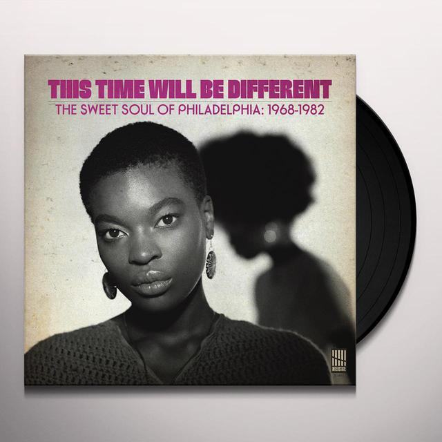 THIS TIME WILL BE DIFFERENT - SWEET SOUL / VARIOUS Vinyl Record