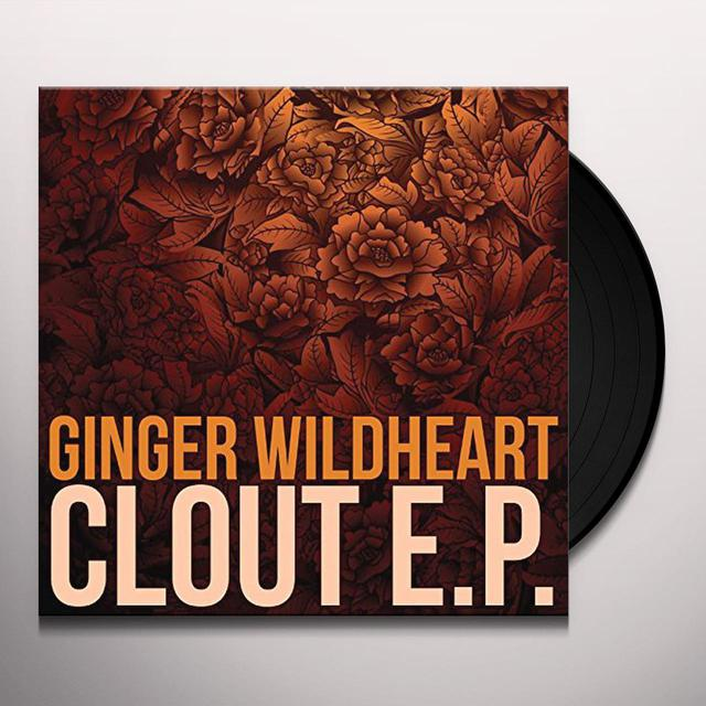 Ginger Wildheart CLOUT Vinyl Record