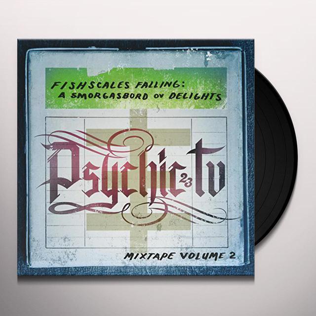 Psychic Tv FISHSCALES FALLING: SMORGASBORD OV DELIGHTS Vinyl Record