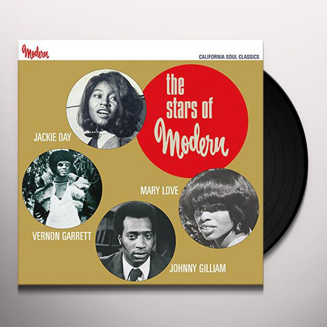 STARS OF MODERN / VARIOUS Vinyl Record