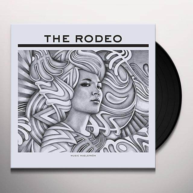 rodeo HOTEL UTAH Vinyl Record