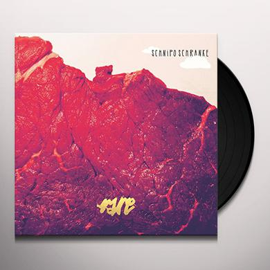 SCHNIPO SCHRANKE RARE Vinyl Record