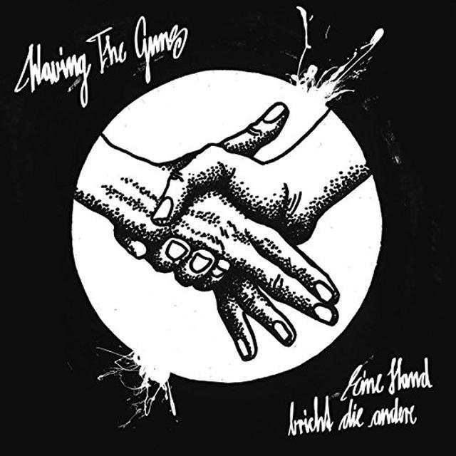 Waving The Guns EINE HAND BRICHT DIE ANDERE Vinyl Record