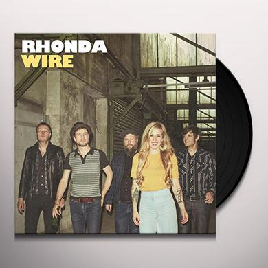 RHONDA WIRE Vinyl Record