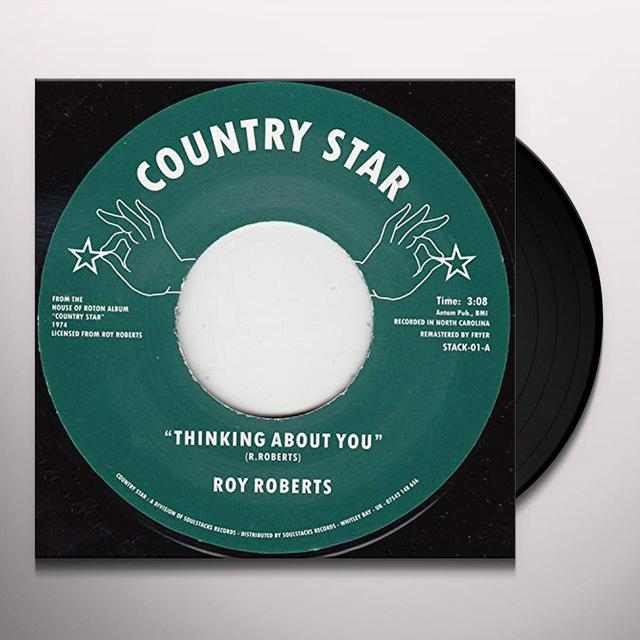 Roy Roberts THINKING ABOUT YOU Vinyl Record