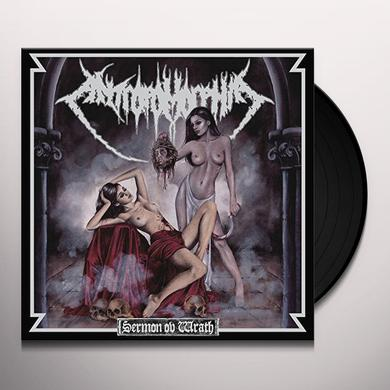 Anthropomorphia SERMON OV WRATH Vinyl Record