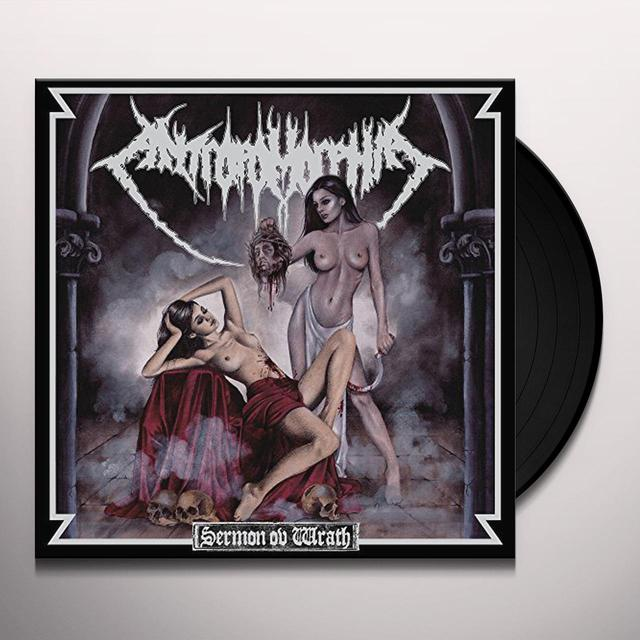 Anthropomorphia SERMON OV WRATH Vinyl Record