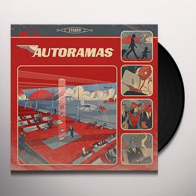 AUTORAMAS QUANDO A POLICIA CHEGAR Vinyl Record