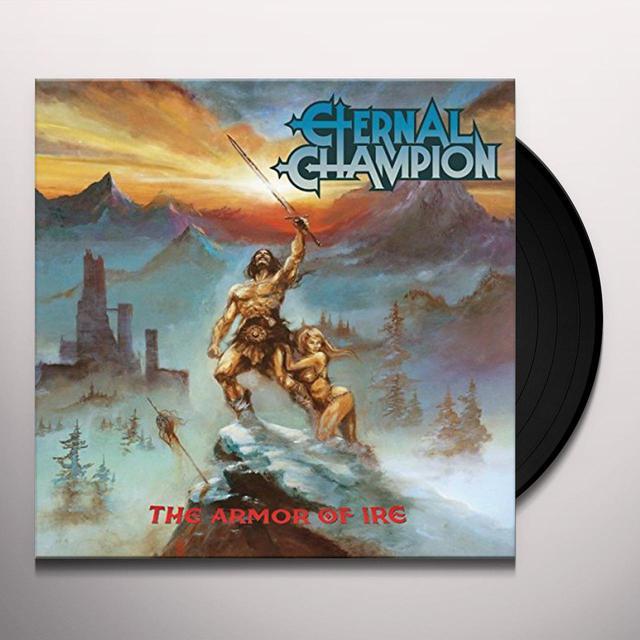 Eternal Champion ARMOR OF IRE Vinyl Record