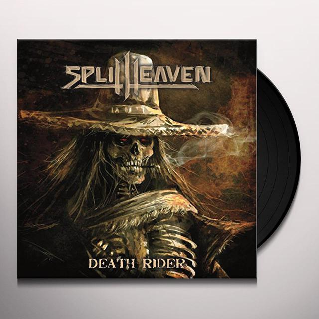Split Heaven DEATH RIDER Vinyl Record