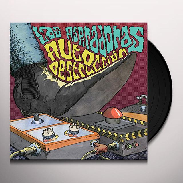 Las Aspiradoras AUTODESTRUCCION Vinyl Record