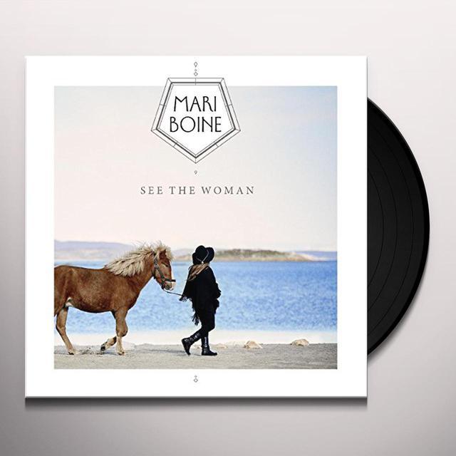 Mari Boine SEE THE WOMAN Vinyl Record