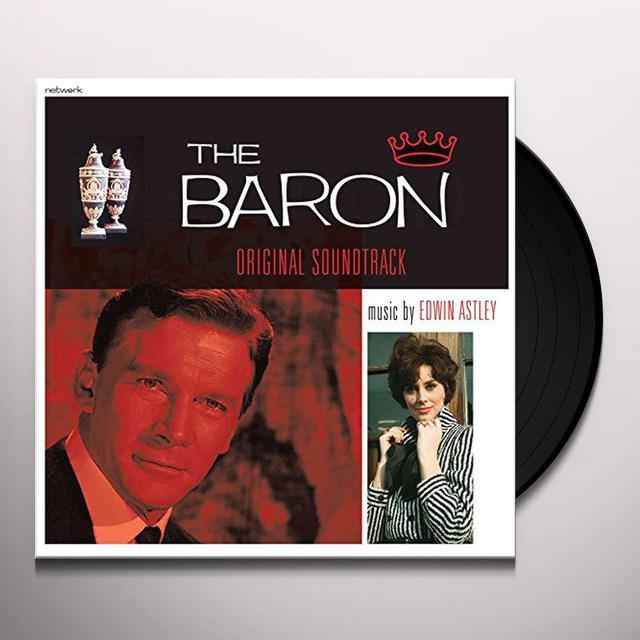 Edwin Astley BARON / O.S.T. Vinyl Record