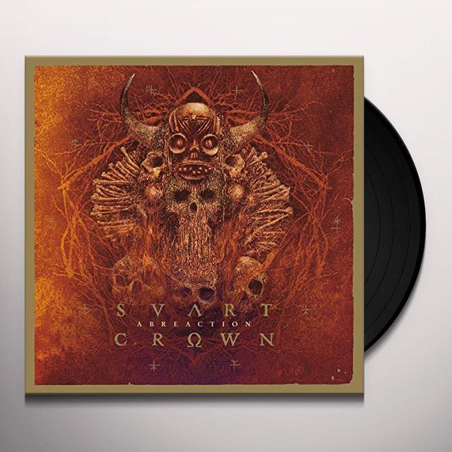 Svart Crown ABREACTION Vinyl Record
