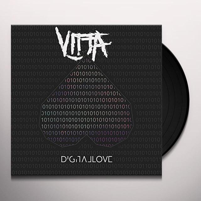 Vitja DIGITAL LOVE Vinyl Record