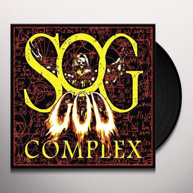 Sog GOD COMPLEX Vinyl Record