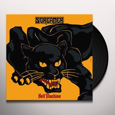 Screamer HELL MACHINE Vinyl Record