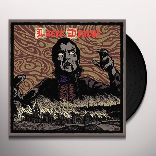 LASER DRACUL Vinyl Record
