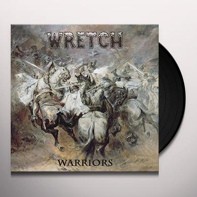 WRETCH WARRIORS Vinyl Record