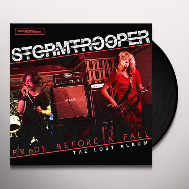 Stormtrooper PRIDE BEFORE A FALL (LOST ALBUM LP+7) Vinyl Record