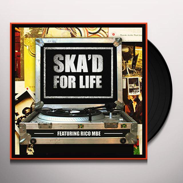 SKA'D FOR LIFE: STRICTLY ROCKERS PRESENTS / VAR Vinyl Record