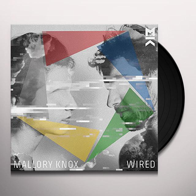 Mallory Knox WIRED Vinyl Record