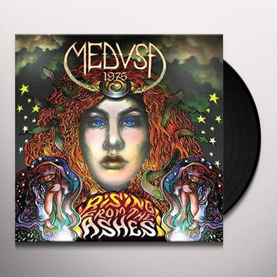 Medusa RISING FROM THE ASHES Vinyl Record