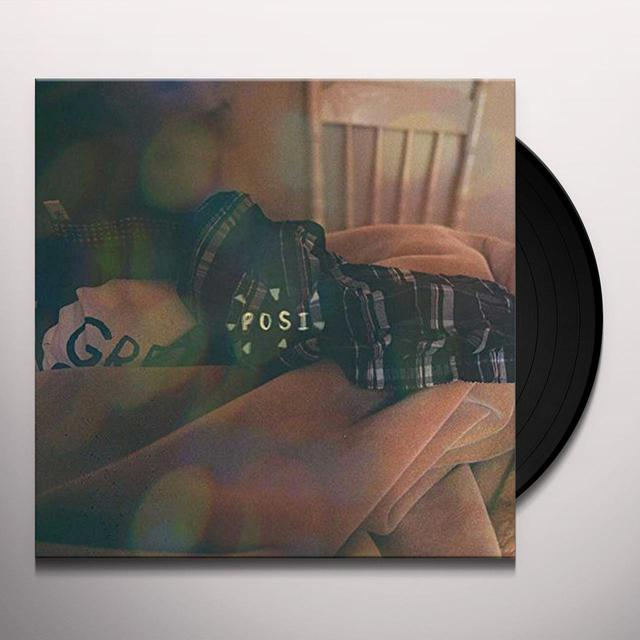 GREAT CYNICS POSI (FIRST PRESSING LIMITED BEER COLORED VINYL) Vinyl Record