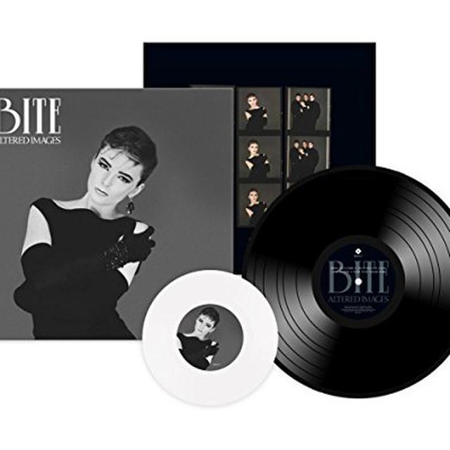 Altered Images BITE Vinyl Record