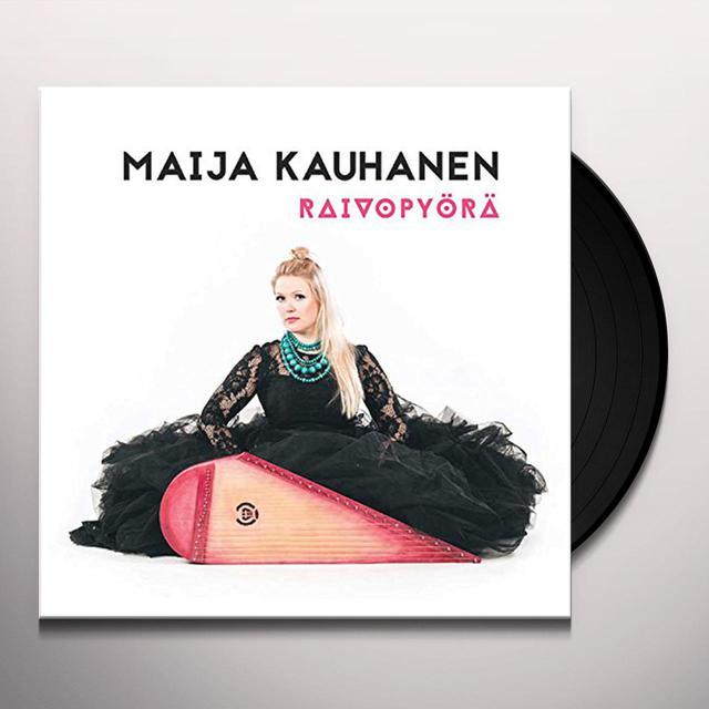 Maija Kauhanen RAIVOPOERAE Vinyl Record