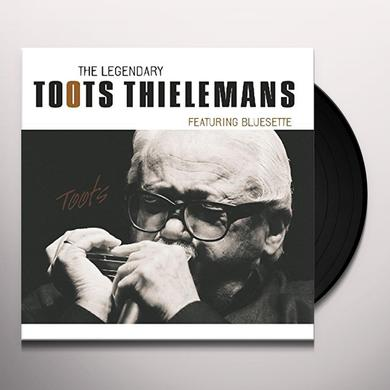 LEGENDARY TOOTS THIELEMANS FEATURING BLUESETTE Vinyl Record