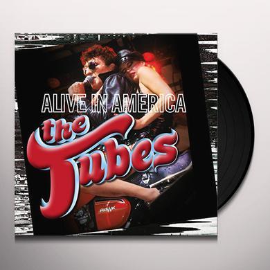 Tubes ALIVE IN AMERICA Vinyl Record