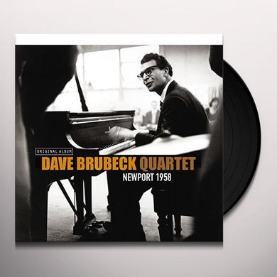Dave Brubeck NEWPORT 1958 Vinyl Record