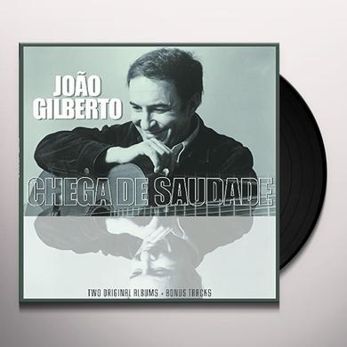 JOAO GILBERTO / CHEGA DE SAUDADE Vinyl Record