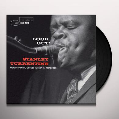 Stanley Turrentine LOOK OUT: RUDY VAN GELDER RECORDINGS Vinyl Record