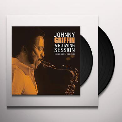 Johnny Griffin BLOWING SESSION: RUDY VAN GELDER RECORDINGS Vinyl Record
