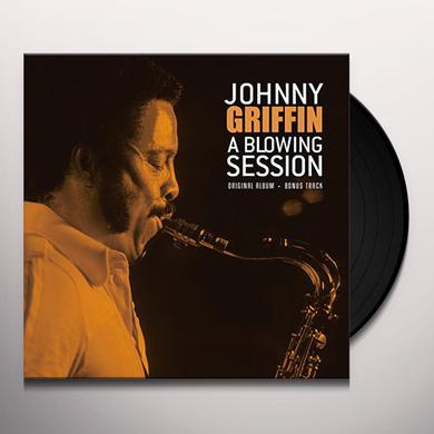 Johnny Griffin BLOWING SESSION: RUDY VAN GELDER RECORDINGS Vinyl Record