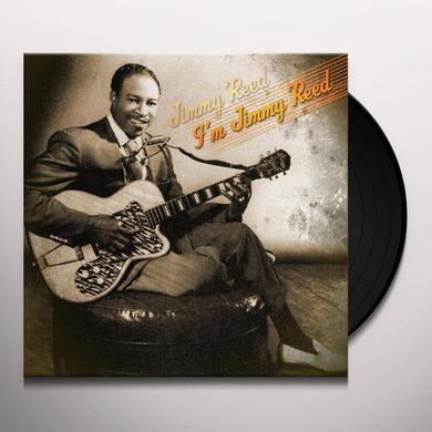 I'M JIMMY REED / ROCKIN WITH REED Vinyl Record