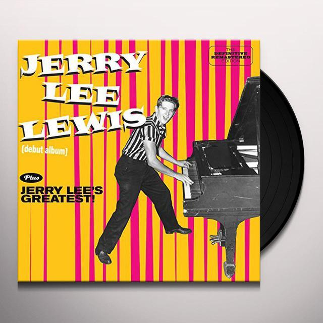 JERRY LEE LEWIS / JERRY LEE'S GREATEST! Vinyl Record