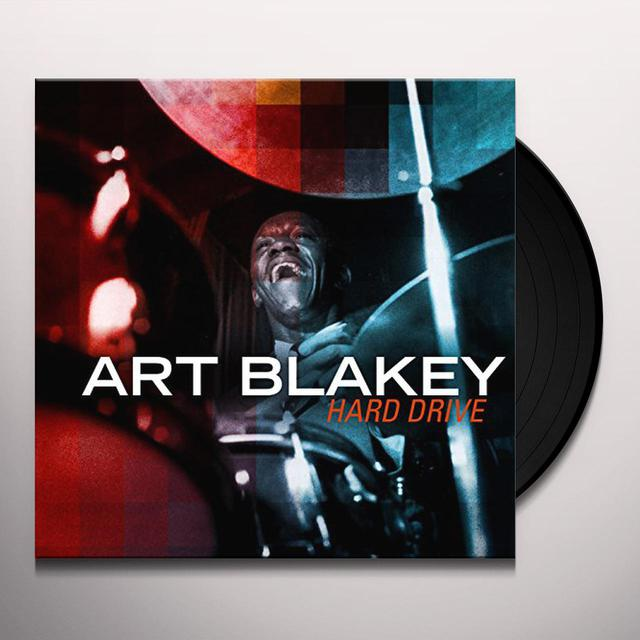 Art Blakey / Jazz Messengers HARD DRIVE Vinyl Record