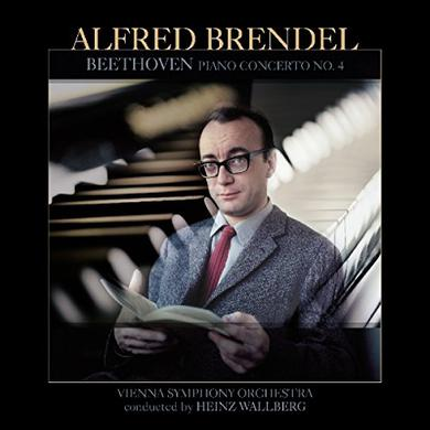 Beethoven / Alfred Brendel BEETHOVEN: PIANO CONCERTO 4 Vinyl Record
