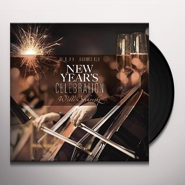 Willi Boskovsky / Wiener Philharmoniker NEW YEAR'S CELEBRATION Vinyl Record