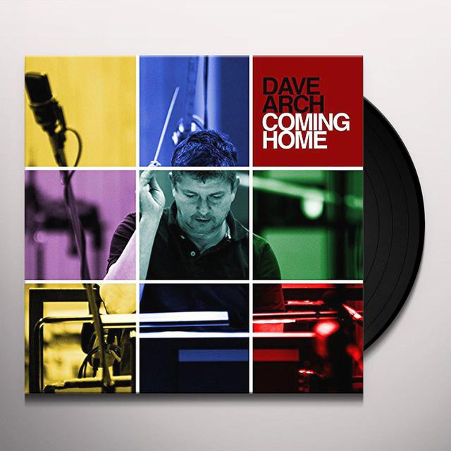 David Arch COMING HOME Vinyl Record