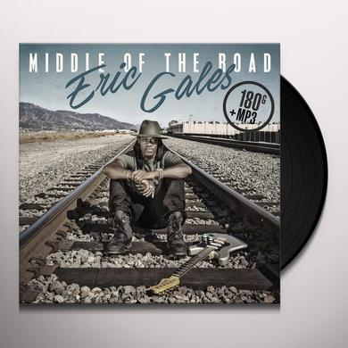 Eric Gales MIDDLE OF THE ROAD Vinyl Record
