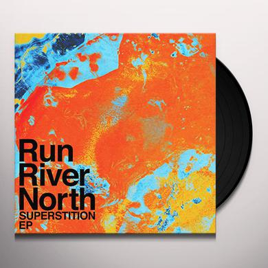 Run River North SUPERSTITION Vinyl Record