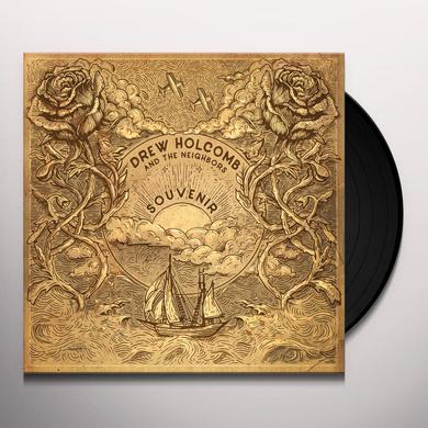 Drew Holcomb SOUVENIR Vinyl Record