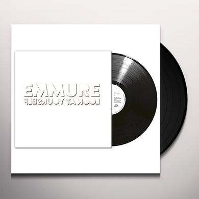 Emmure LOOK AT YOURSELF Vinyl Record
