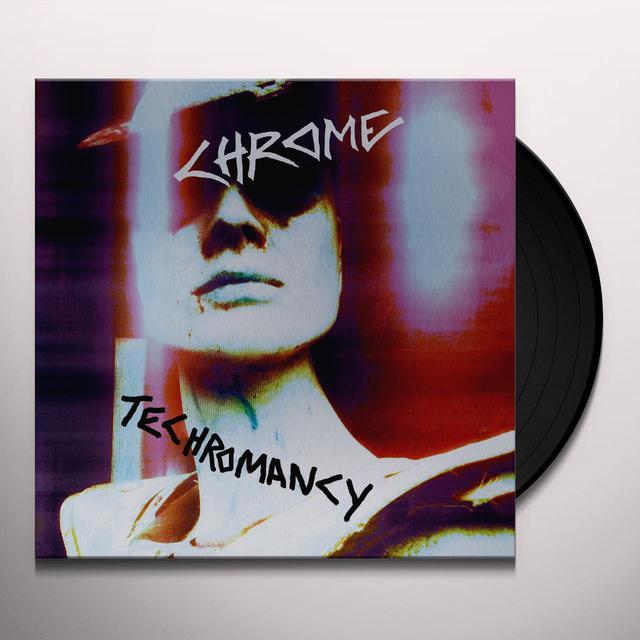 Chrome TECHROMANCY Vinyl Record