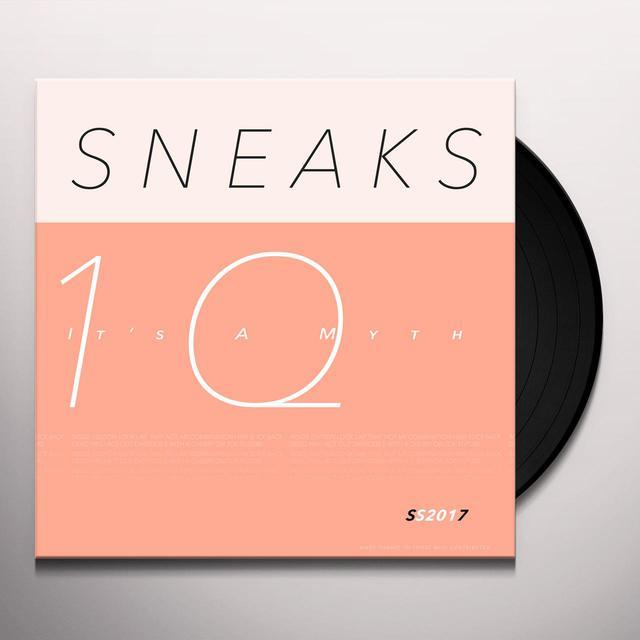 SNEAKS IT'S A MYTH Vinyl Record